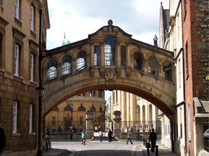 Bridge of Sighs, Catte Street